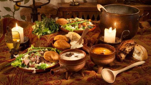 medieval feast - Google Search | renaissance/medieval feast ...