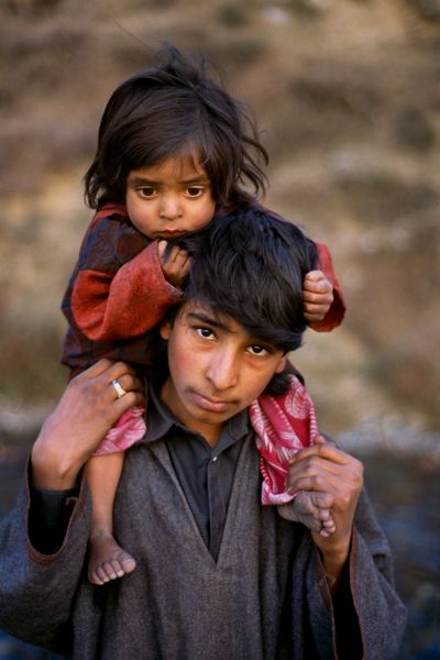 Steve McCurry Curated