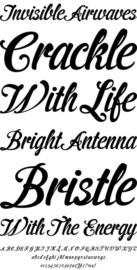 Cider typeface