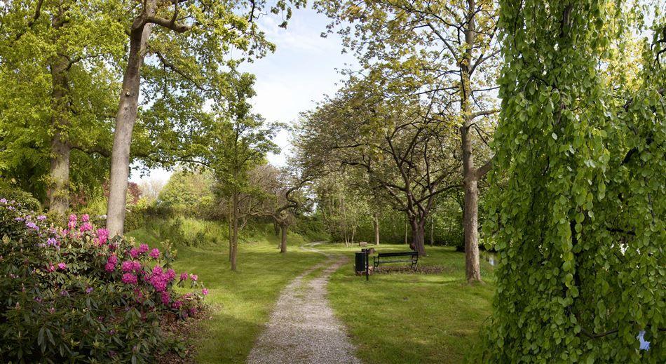 Open dag Rhijnhof tijdens Week van de Begraafplaats