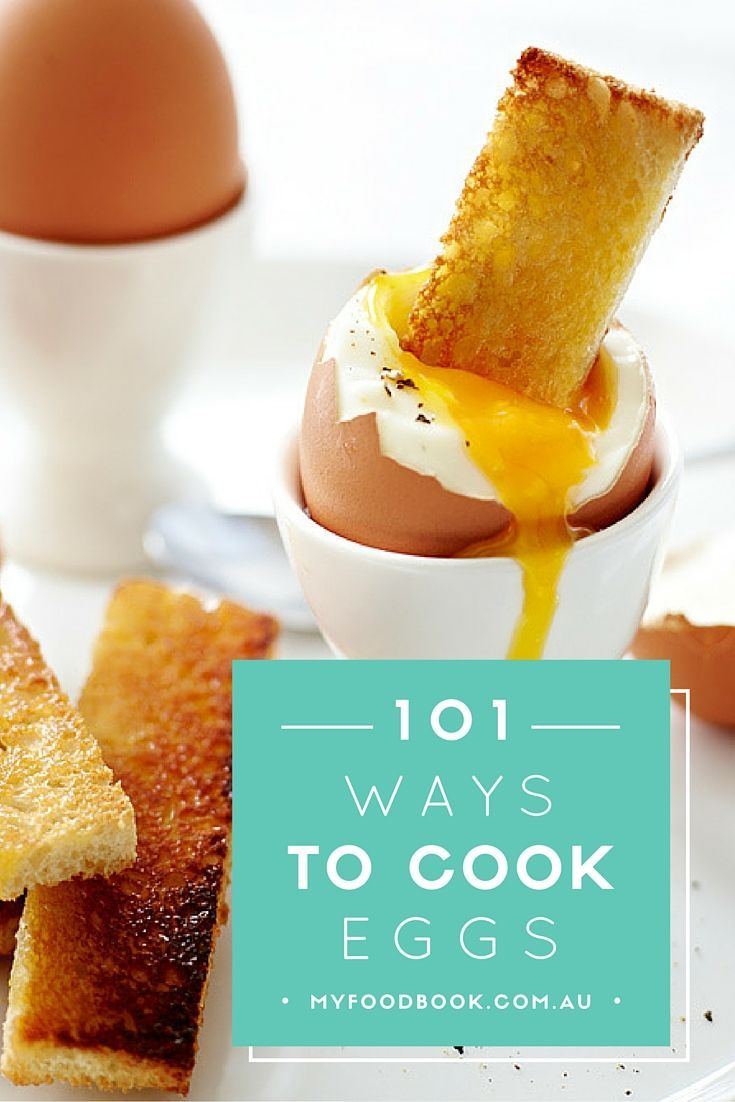 Happy World Egg Day!! Learn how to poach, fry, scramble, boil and ...