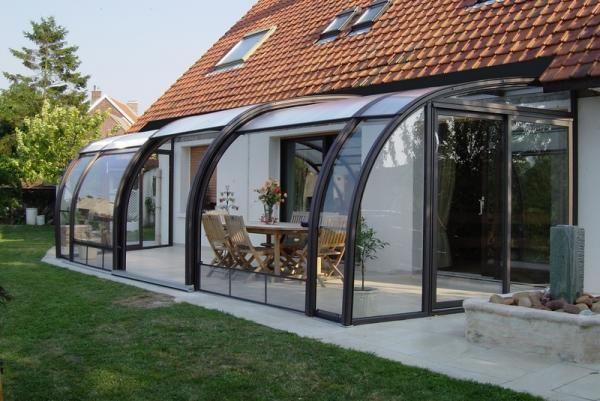 Abris De Terrasse A Mouscron En Belgique Pres Du Nord De La France Abri Terrasse Abri Terrasse Maison