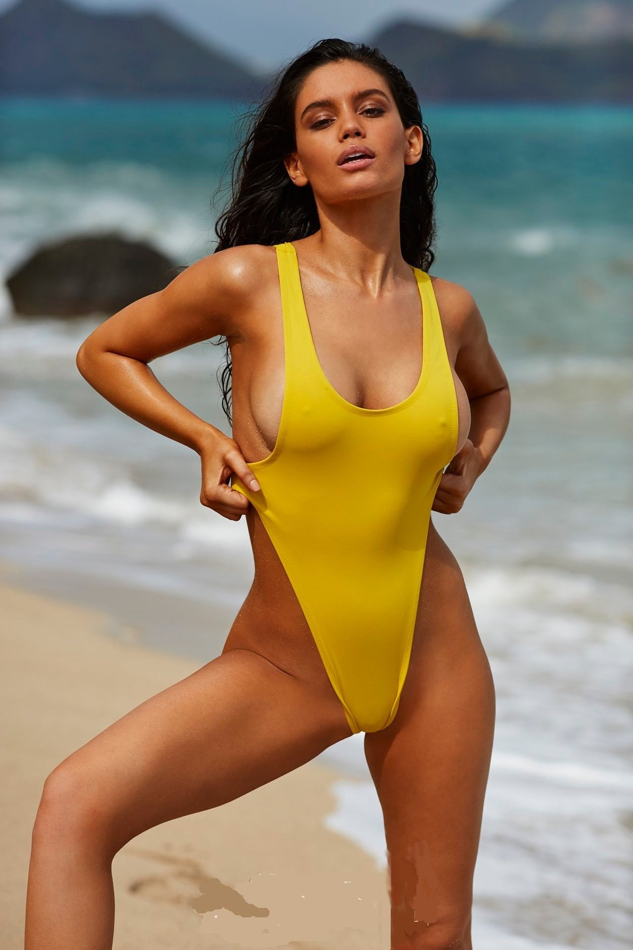 6382a8967f Monokini, One Piece Swimwear, One Piece Swimsuit, Bikinis, Swimsuits, Sport  Body