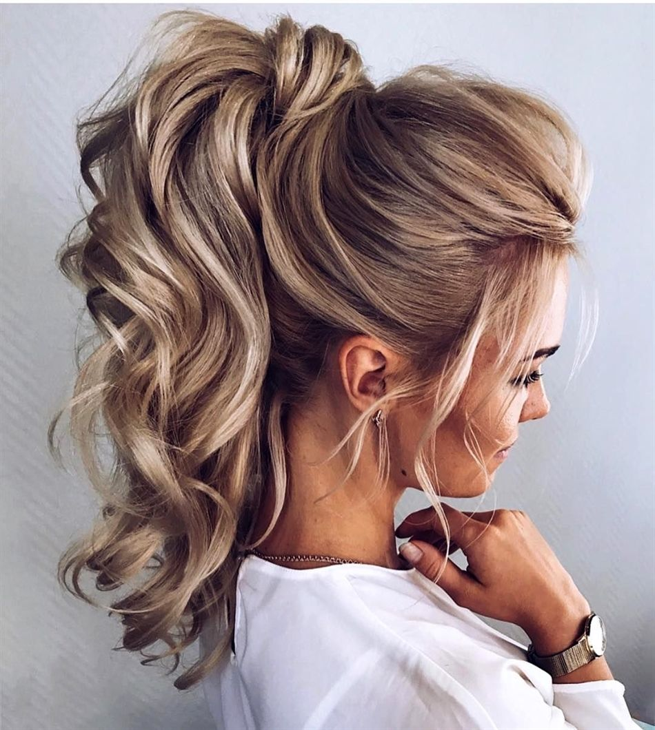 Updo Hairstyle Wedding Hair Updo Hairstyles Messyupdo Ponytails Hair Weddinghair Night Hairstyles Long Hair Styles Date Night Hair