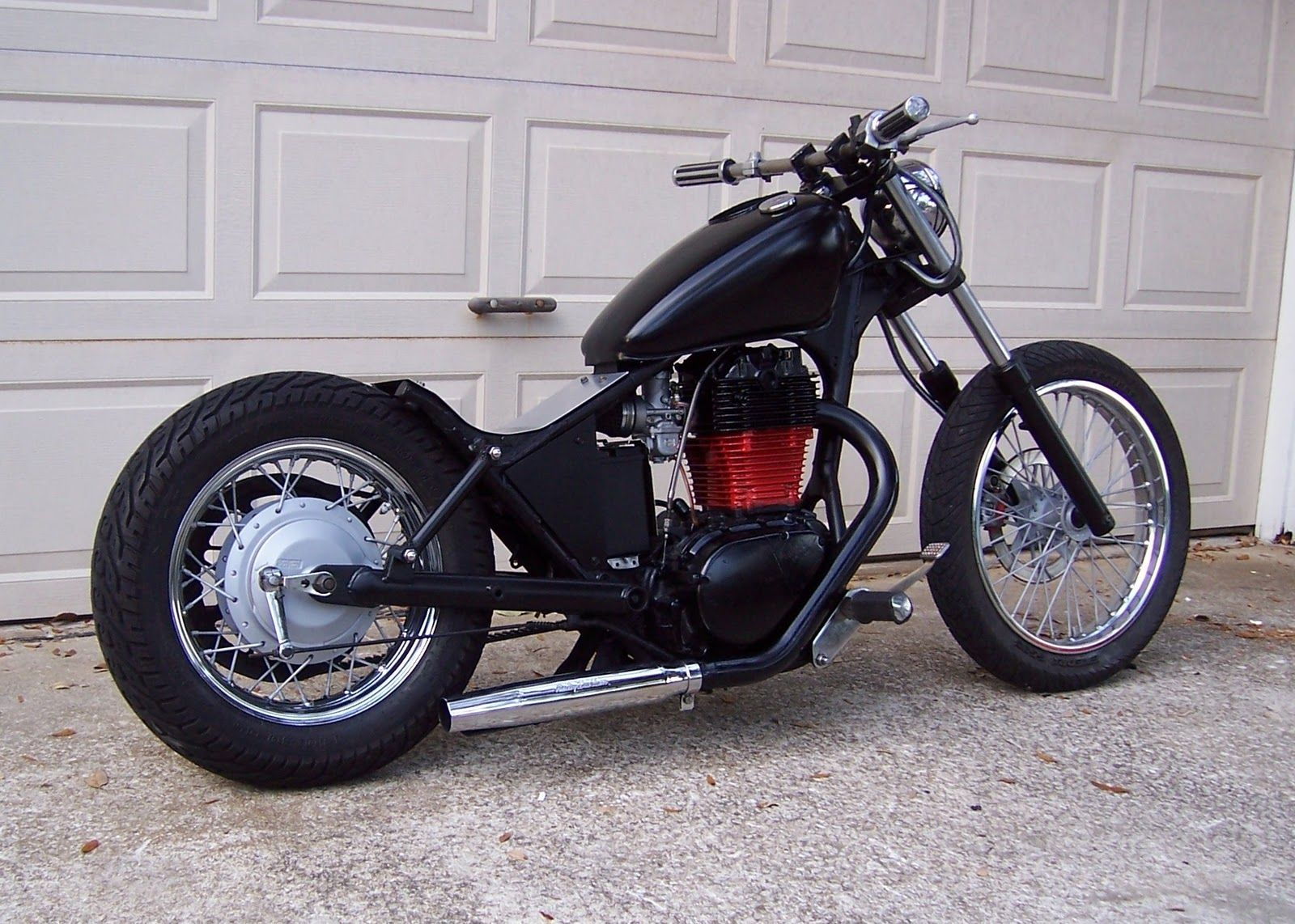 suzuki savage bobber buscar con google suzuki savage. Black Bedroom Furniture Sets. Home Design Ideas