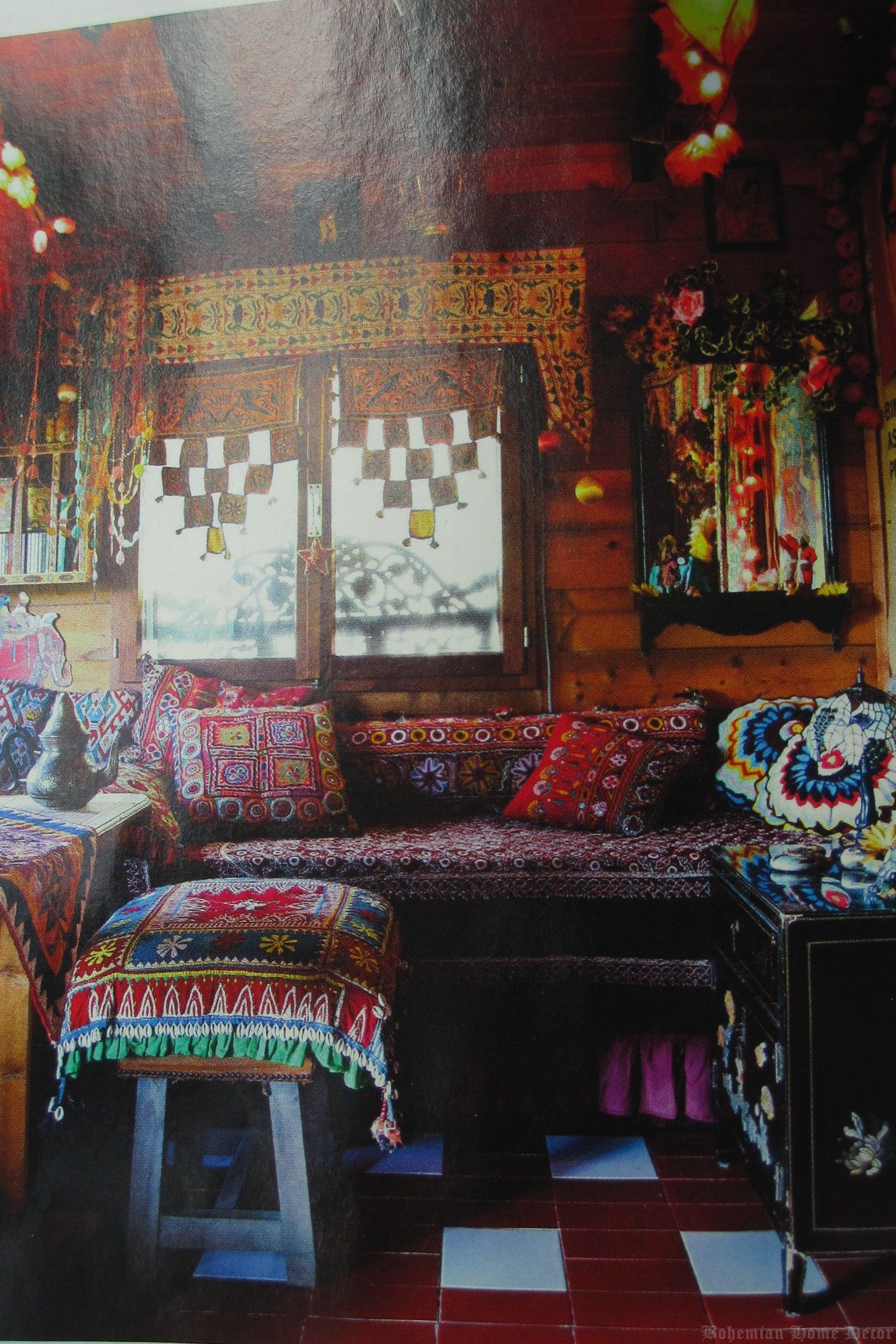 Marketing And Bohemian Home Decor