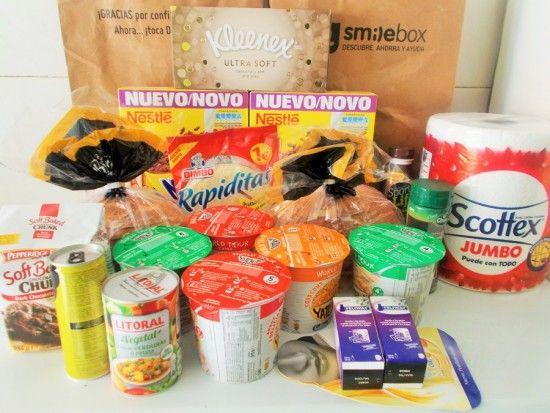 Unboxing caja Smilebox Abril y selección de este mes   LOS MUNDOS DE CAROLINE