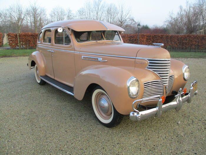 Catawiki online auction house: De Soto S6 Custom De Luxe - 1939