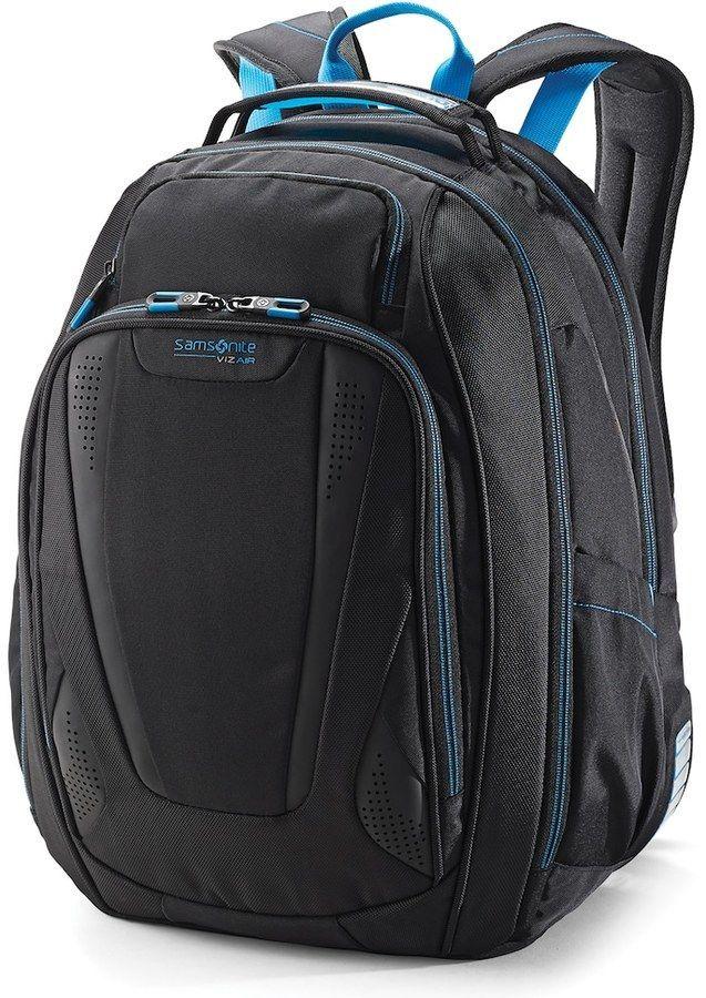 504f1a96a8 Samsonite Vizair 2 Laptop Backpack in 2019