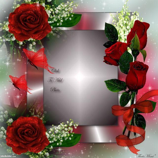 Imikimi Photo Frames Pixiz Photo Frame.A New Kimi Page 2 By Thatsmimi Imikimi Com Rose Frame
