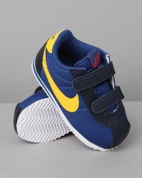 10f9957abe ... free shipping classic nylon cortez by nikes w velcro for the toddler  feet nike cortez 8c16e