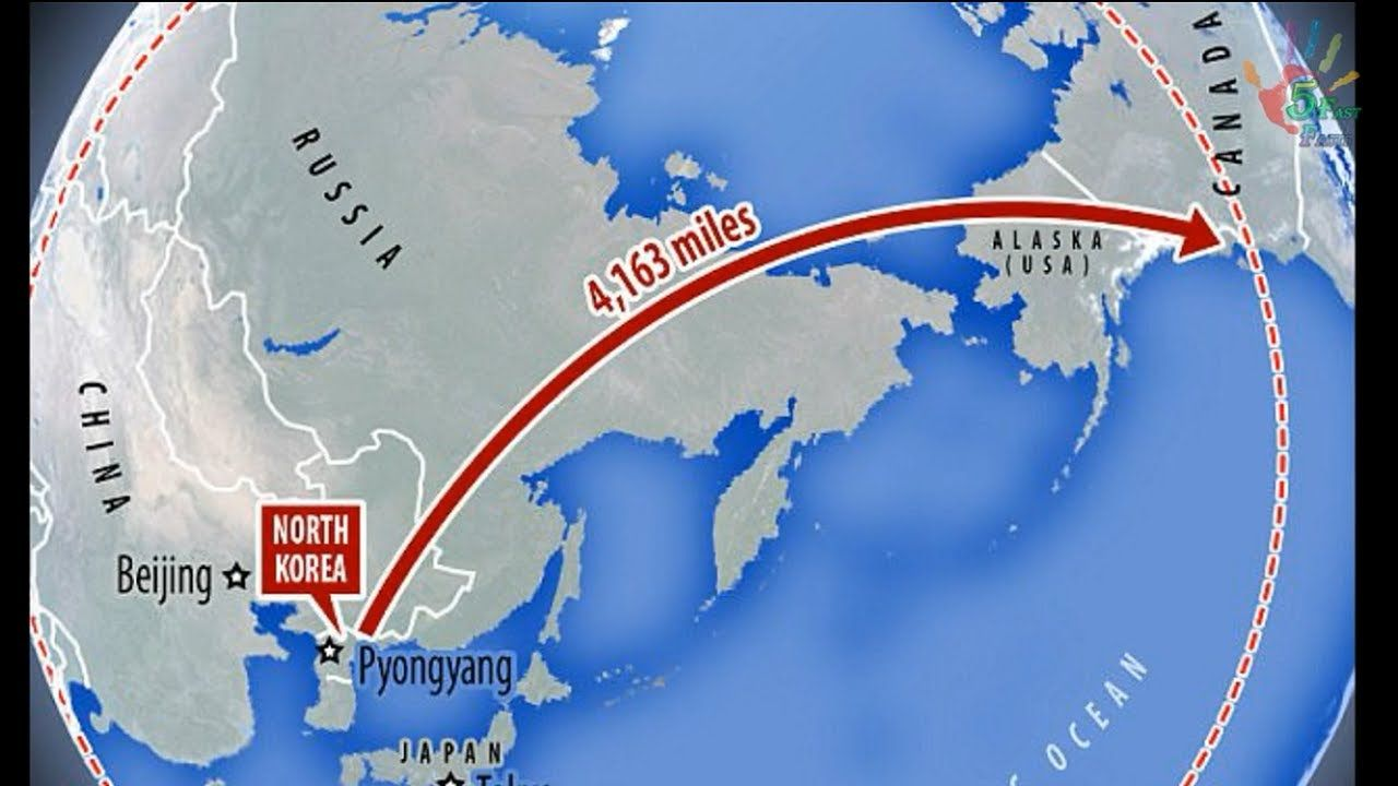 Map Us Missile Silos%0A US and South Korea conduct joint ballistic missile drill