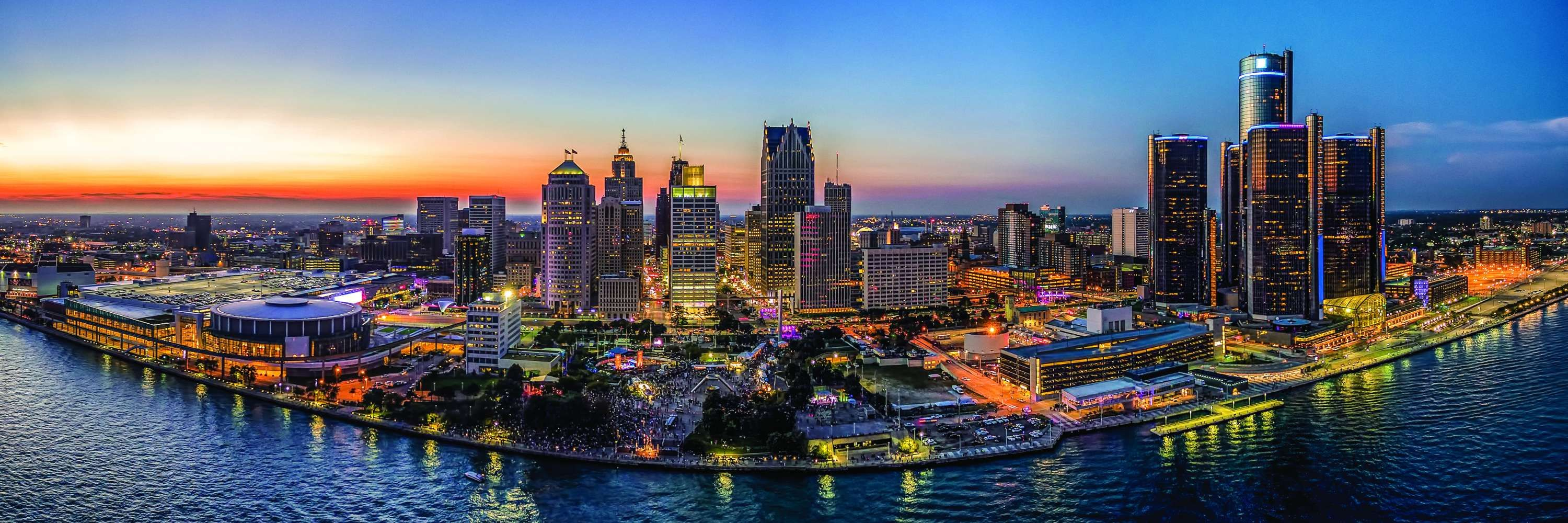 Located in southeastern Michigan, Detroit is the largest ...