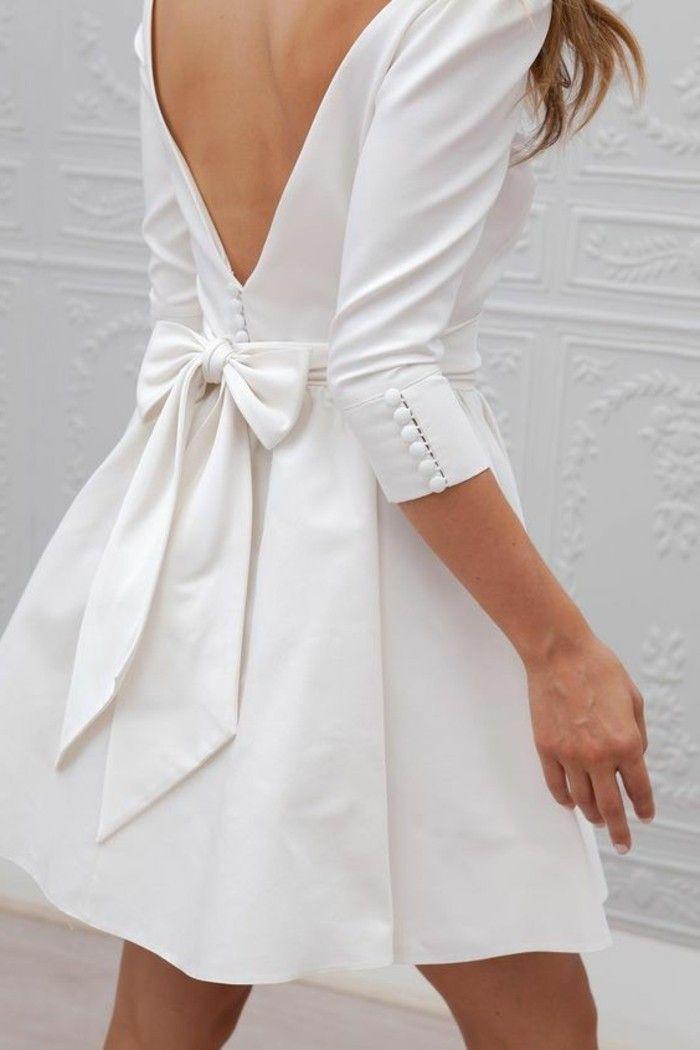 105 Verbluffende Ideen Fur Weisses Kleid Weisses Kleid Vintagekleid Kleider