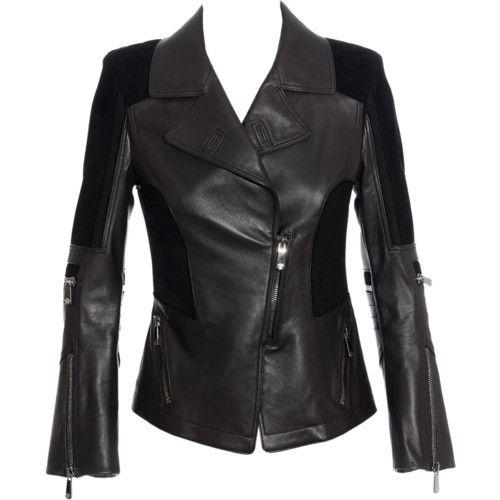 Кожаные куртки женские фото | Кожаная куртка, Куртка ...