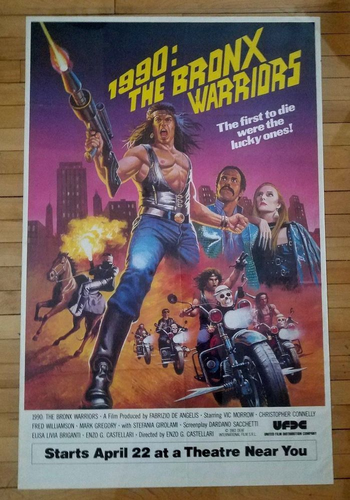 Download 1990: The Bronx Warriors Full-Movie Free