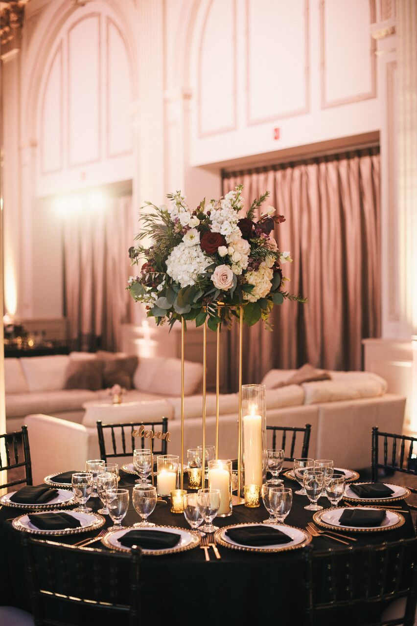 Florida Winter Wedding In The Grande Ballroom At Treasury On Plaza St Augustine: Winter Wedding Venues In Florida At Reisefeber.org