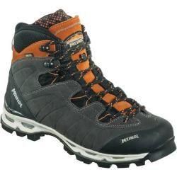 Photo of Meindl men's trekking shoes Air Revolution Ultra Gtx, size 44 ½ in anthracite / orange, size 44 ½ in