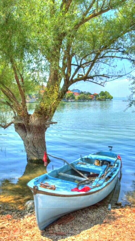 Pin By Evra S On Oleo Sobre Tela Boat Art Nature Photography Boat Painting