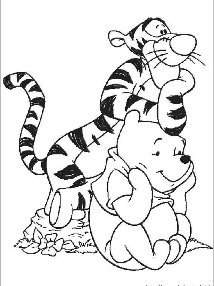 Baby Winnie The Pooh Characters Coloring Pages We Have A Winnie The Pooh Coloring Page In 2020 Disney Coloring Pages Cartoon Coloring Pages Drawing Cartoon Characters