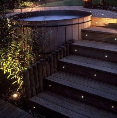 iluminacin de jardines y exteriores jardines con alma - Iluminacion De Jardines