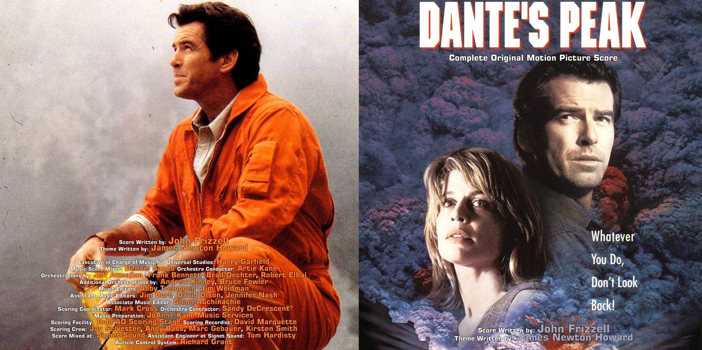 Dante S Peak 1997 Entertainment And Reading I Adore Pierce Brosnan John Newton Movie Tv