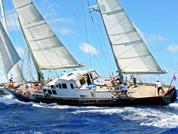 S Y Blue Leopard Boat Boats For Sale Yacht Design