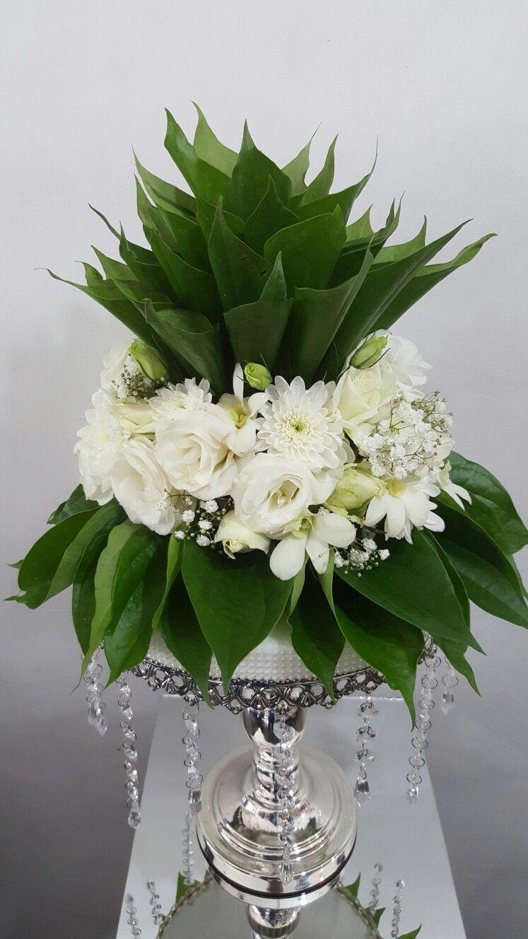 Sirih Junjung Fresh Flower All White Hantaran Pinterest Fresh