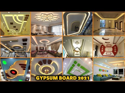 أحدث ديكورات جبس بورد مع أجمل دهانات الاسقف المعلقة 2021 Youtube Modern Decor Design Childrens Room