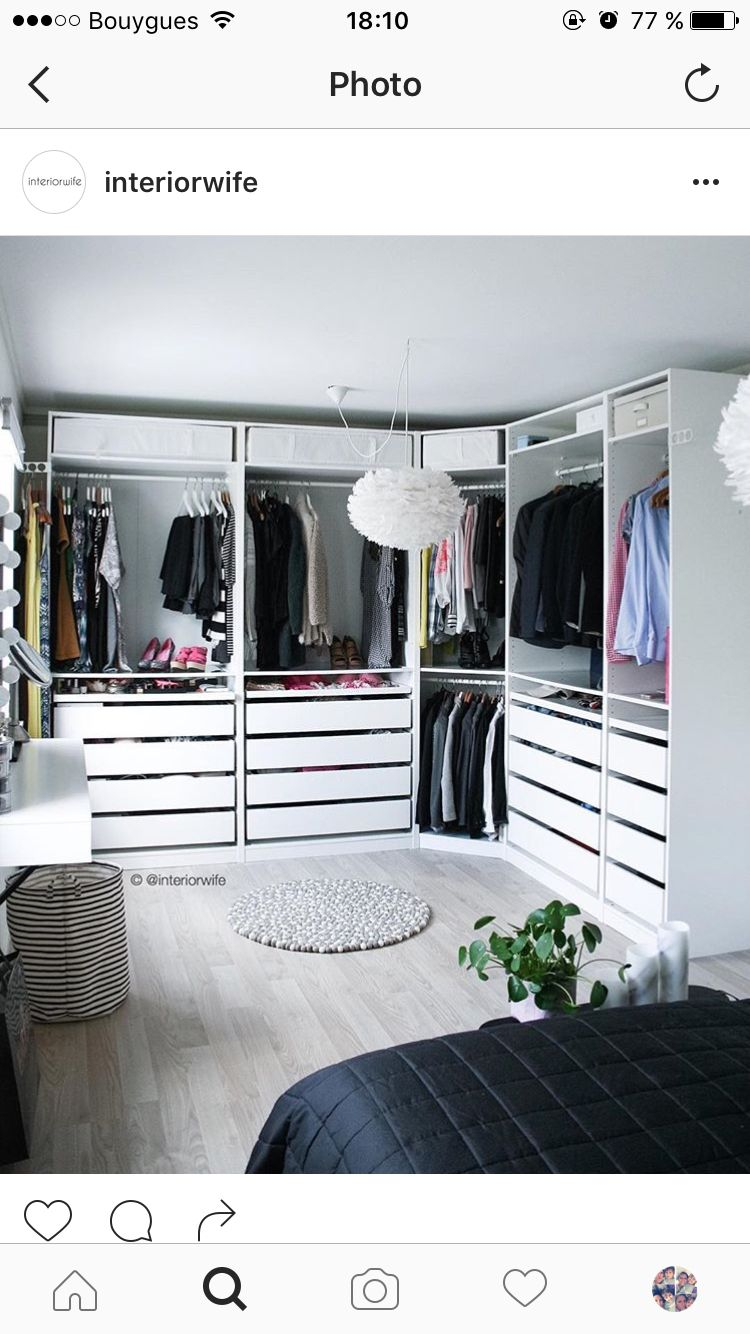 Pinterest Sarahpxnn With Images Closet Bedroom Closet