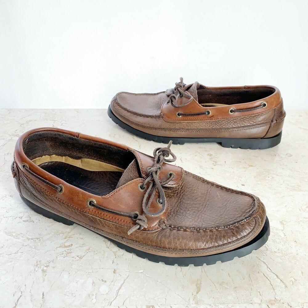 Sperry Topsider Boat Shoes Mens 11.5 M