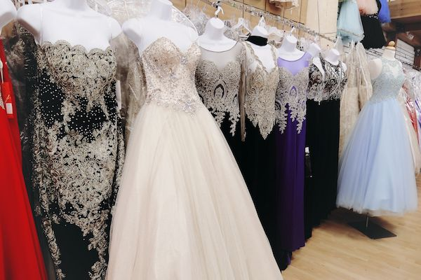 La Fashion District Special Occasion Gowns And Tail Dresses At Tonight S Prom Pinterest Garment
