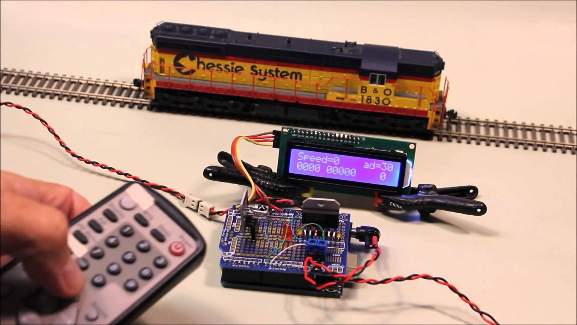 8b91f188ffa1227b145b5322a75d54e1 arduino dcc controller model railroading pinterest arduino  at edmiracle.co