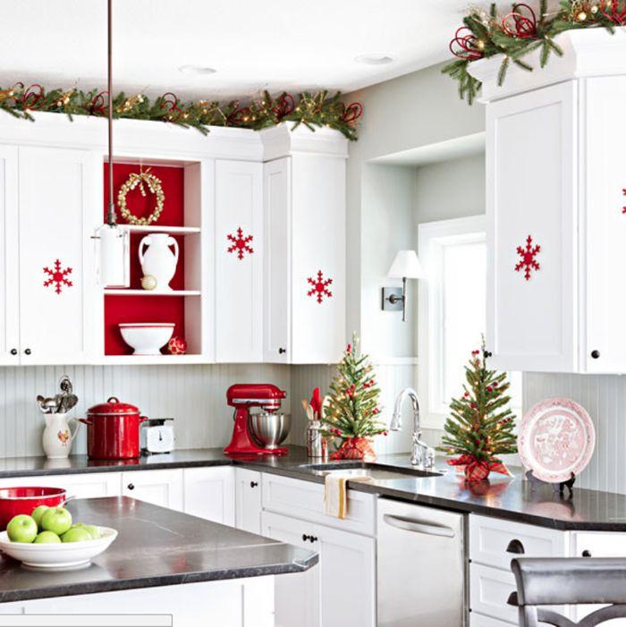 30 christmas decor ideas christmas and holiday decorations christmas kitchen christmas decor and christmas 2017