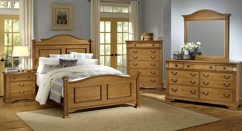 Solid Wood Bedroom Furniture Sets For more pictures and design ...