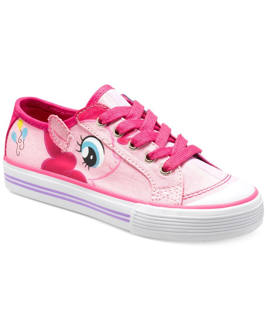 best authentic 3fe0a d19fb Stride Rite Little Girls  My Little Pony Sneakers
