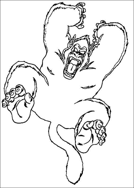 Dragon Ball Z Ausmalbilder. Malvorlagen Zeichnung druckbare nº 72 ...