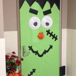 Cute Halloween Classroom Door Decorations Valoblogi Com
