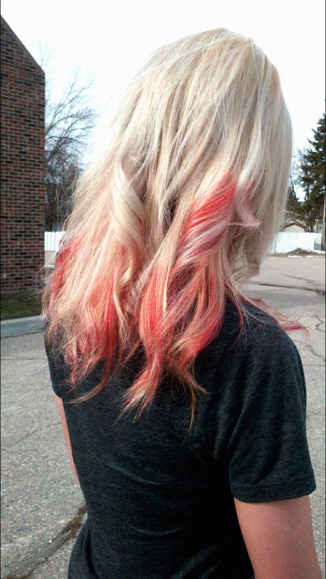 Beautiful peach: :by Jordyn