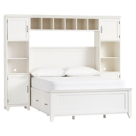 Hampton Storage Bed Super Set 20 Home Ideas Bed Storage