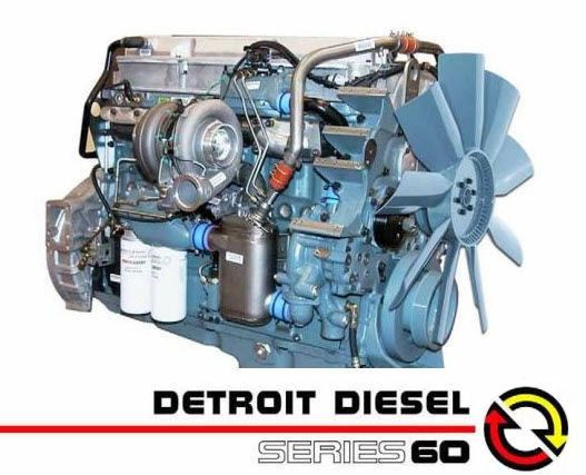 detroit diesel series 60 workshop factory service manual 2010 repair rh pinterest com Twin Turbo Detroit Diesel 8V92 8V92 Detroit Diesel Engine