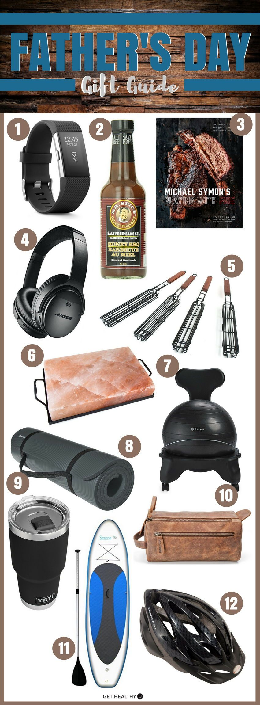 12 fathers day gifts for the healthminded dad get