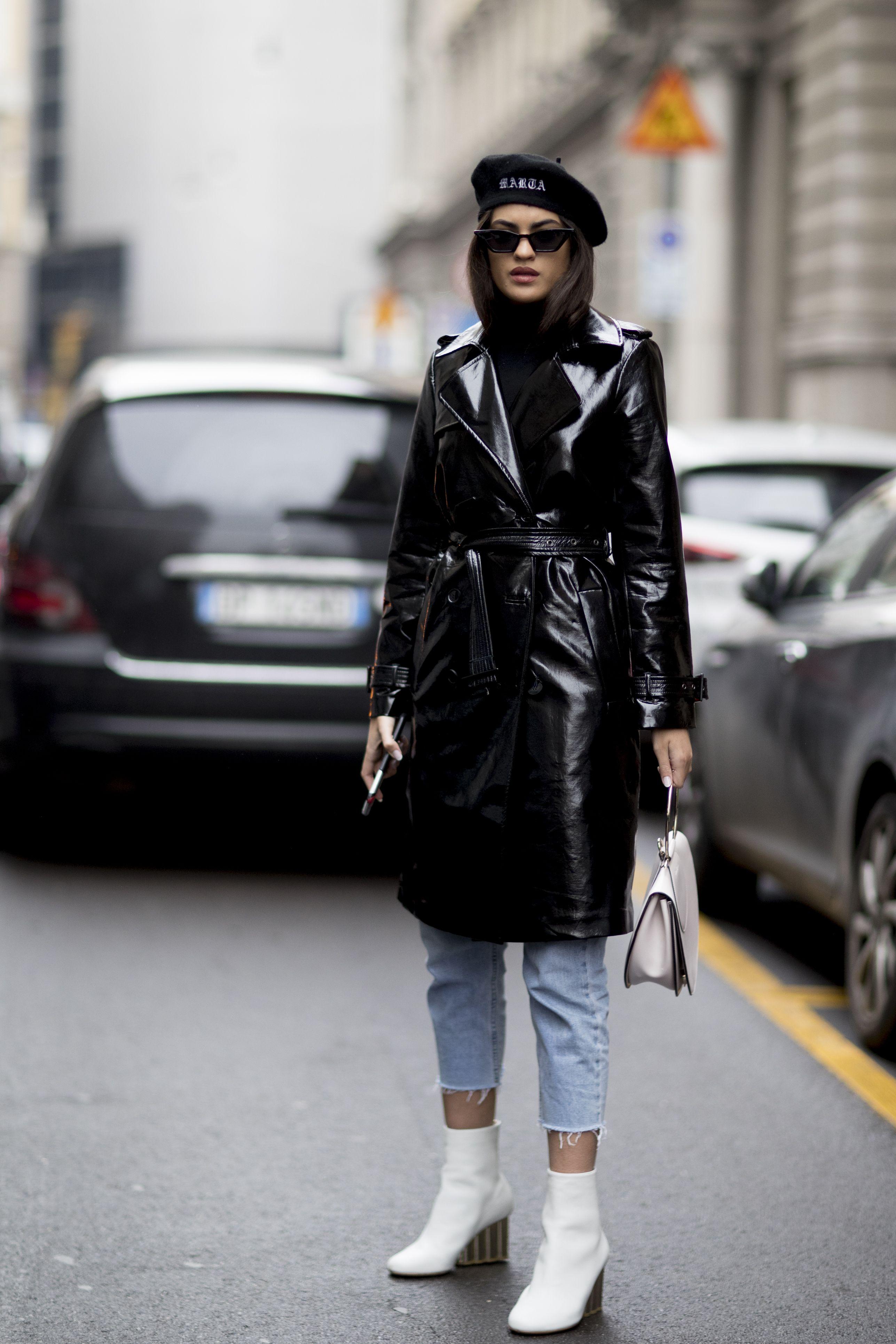 Das waren die Steetstyle Trends der Mailänder Fashion Week