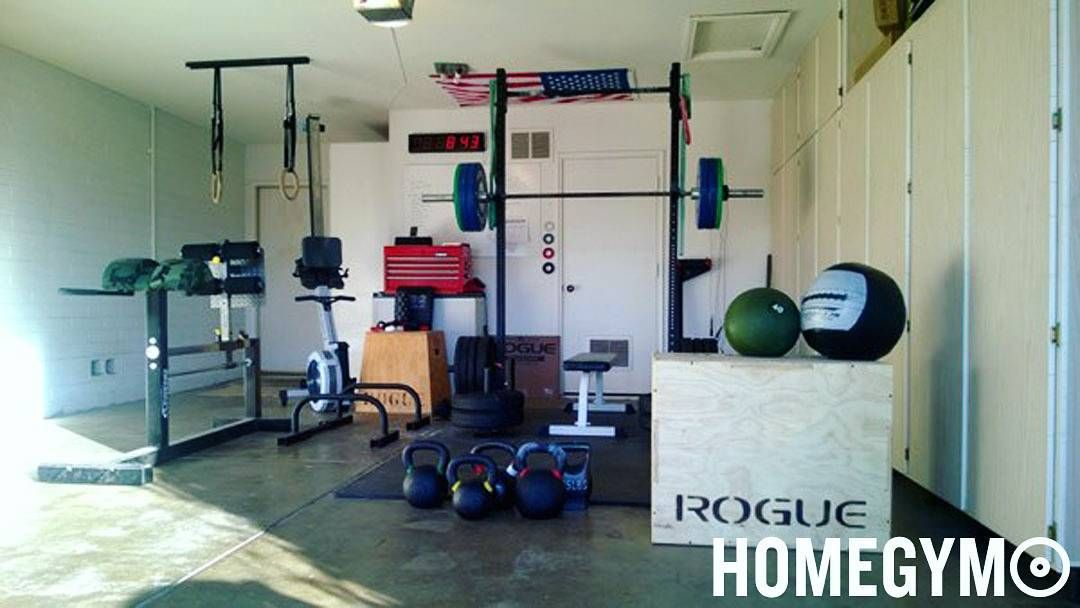 Submit your home gym pics to see it on our wall and follow for