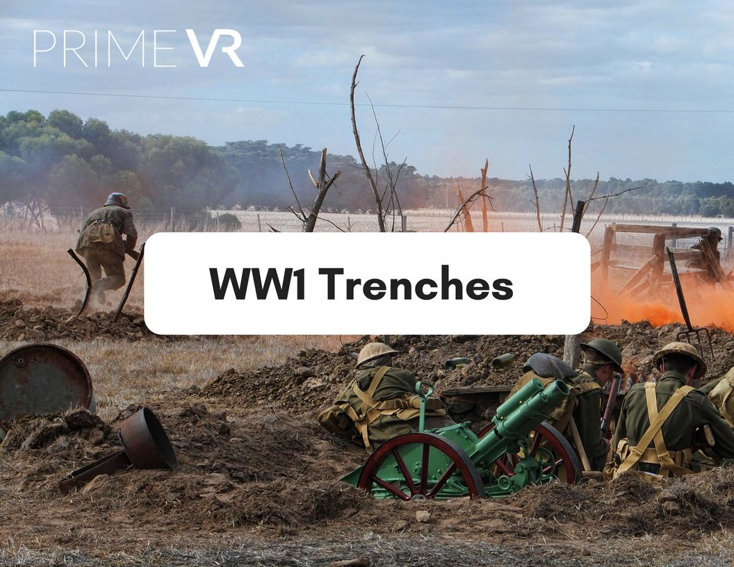 Ww1 Trenches Literacy Lesson Bundle