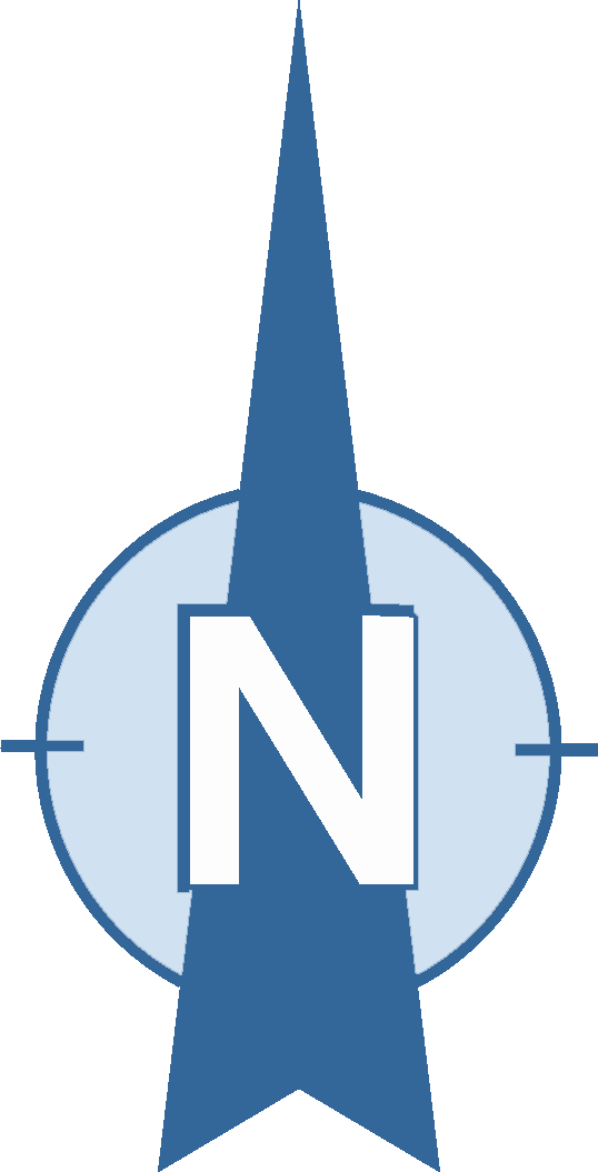 Blue Angle Rose Arrow Compass North Arrow Image Png Computer Icon