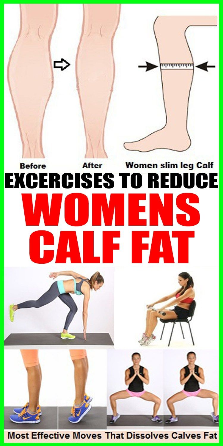 641ac2f4a68 8 Best Exercises to Reduce Women s Calf Fat - Wealthy Healthy World