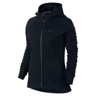 Nike Tech fleece dames full zip hoodie | Tenniskleding ...
