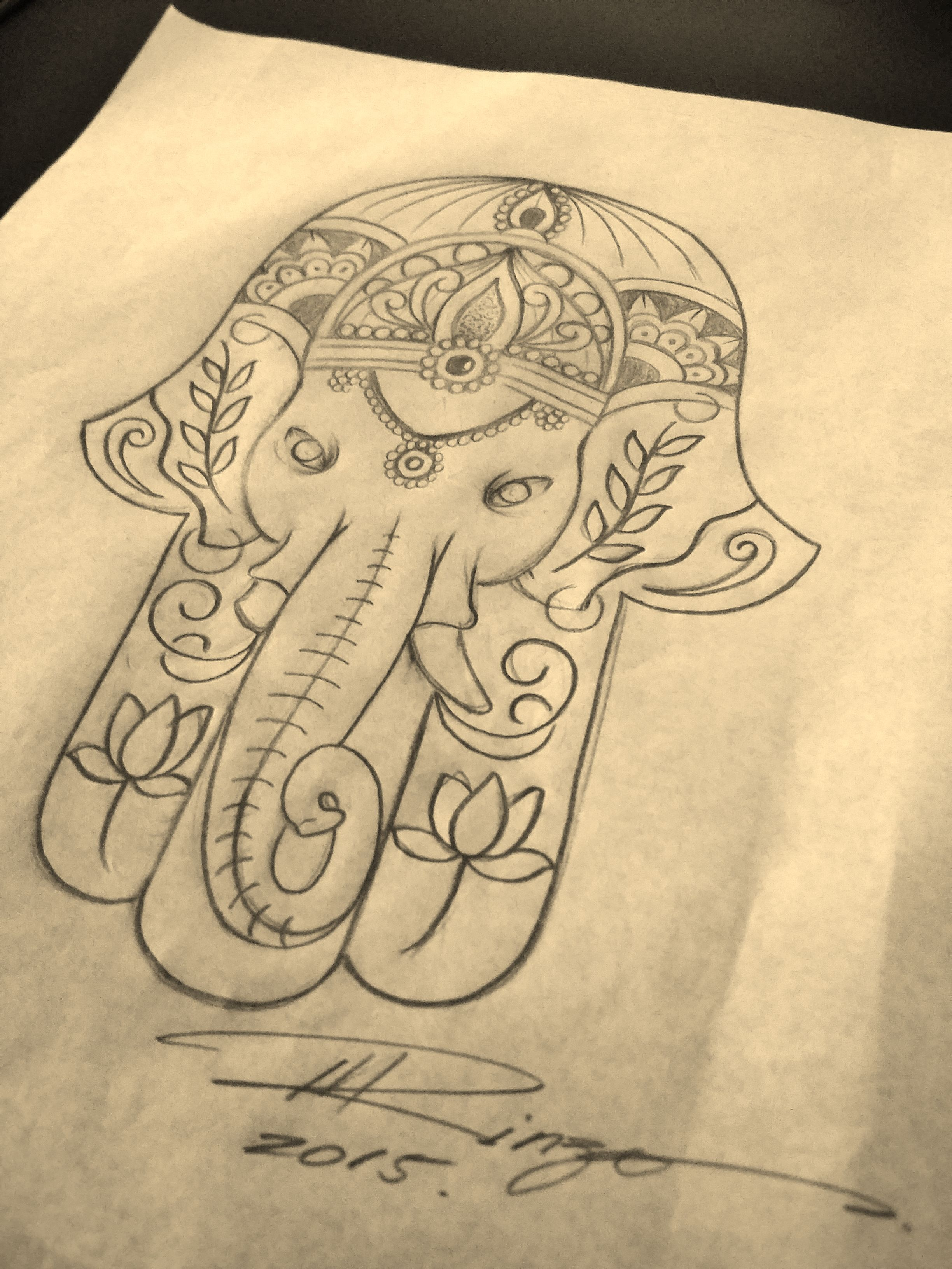 Резултат с изображение за hamsa desenho para tattoo | RANDOM | Pinterest