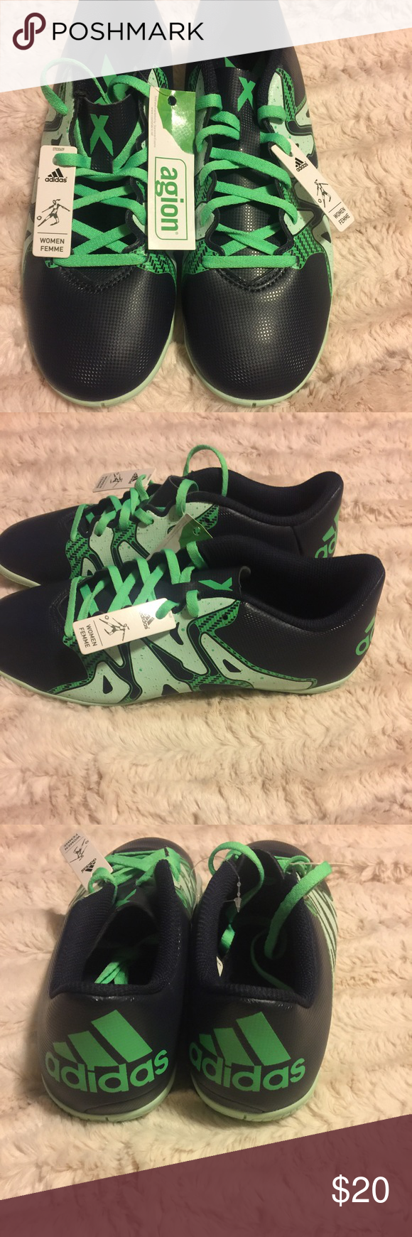 nwt adidas agion donne in scarpe nwt pinterest indoor